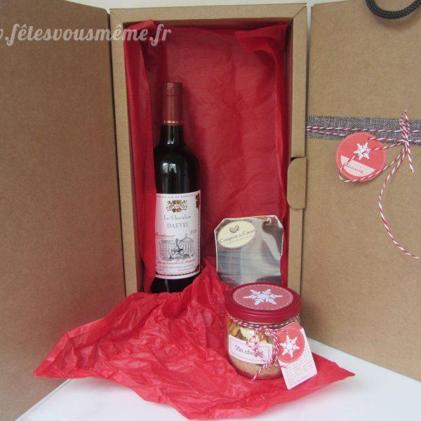 Box Kit sos Vin chaud - Fêtes vous même
