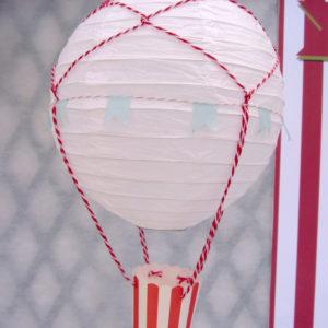Kit Création Montgolfière - Fêtes vous même