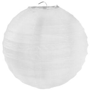 Lanterne blanc 20cm